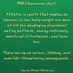#NEDAwareness Month fact via Mirror-Mirror.org