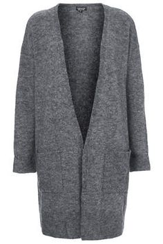 Love this slouchy midi cardigan from Topshop - makes me excited for cold weather!