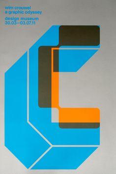 Spin / Design Museum / Wim Crouwel