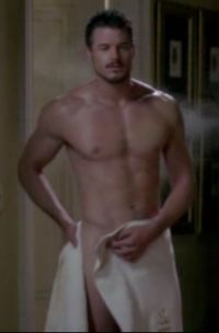 McSteamy our first eye full~~ of yummy Eric Dane!!