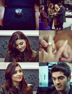 Cutest Couple Ever, Cute Love Couple, Best Couple, Turkish Women Beautiful, Turkish Beauty, Cute Celebrities, Celebs, Murat And Hayat Pics, Cute Love Stories