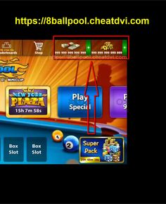 8 Ball Pool Hack Unlimited Cash and Coins ! Miniclip Pool, Swimming Pool Toys, 8 Pool Coins, Subway Surfers Download, Doubledown Casino Promo Codes, Coin Tricks, Pool Hacks, Ios, App Hack