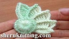 Crochet Wing Pattern Tutorial 10 Part 2 of 2