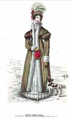 La Belle Assemblee, March 1818