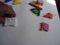 ▶ Áreas con las regletas de Cuisenaire - YouTube