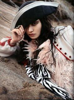 Daul Kim - Korea Vogue