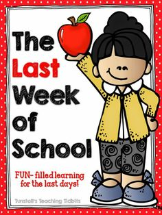 FUN filled learning for the last week--printables
