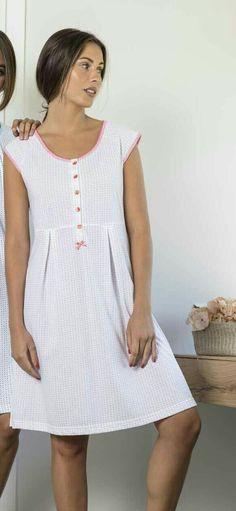 680d466457 Camisola verano 50%algodón 50%poliéster estampado de lunares