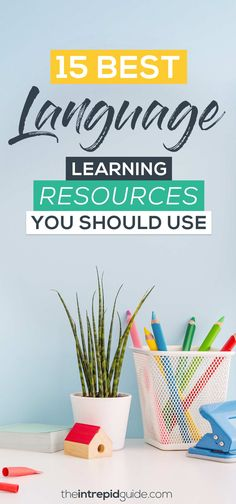 Top Rated Language Learning Tools & Apps You Should Use in 2020 Best Language Learning Apps, Learning Languages Tips, Learning Websites, Learn A New Language, Learning Tools, Learning Resources, Cool Websites, Learn Languages, Foreign Languages