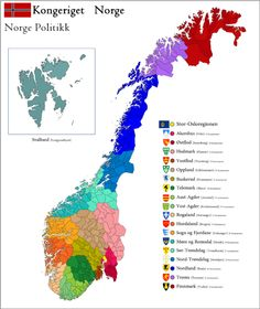 Fișier: Regions.png Norwegian
