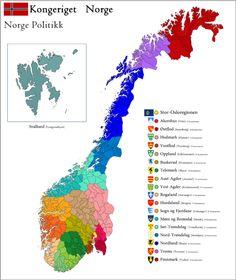 Fișier: Regions.png Norwegian