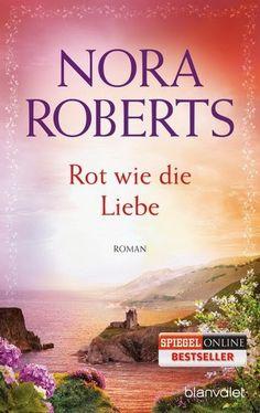 """""""Rot wie die Liebe"""" ist nach """"Grün wie die Hoffnung"""" und """"Blau wie das Glück"""" der dritte und letzte Teil der Ring-Trilogie aus der Feder der Autorin Nora Roberts, die auch in diesem Band ein weiteres Mal ihr schriftstellerisches Geschick bewiesen hat."""
