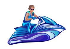 Sport picture tags waverunner jet ski sea doo coloring page projects to try - Jet ski dessin ...