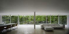 olnick spanu house by alberto campo baeza