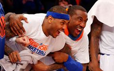 Carmelo Anthony and Amar e Stoudemire  Friends Off the Court 33a9b532d9