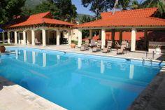 Villa Cana in Cap-Haitian, north of Haiti.