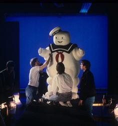 24 Facts about Ghostbusters (The Stay-Puft Marshmallow Man suits cost $20,000 each, and they used/destroyed three!)