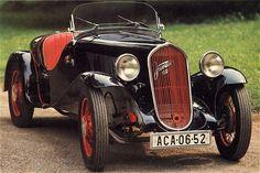 Walter Junior SS, Československo 1935