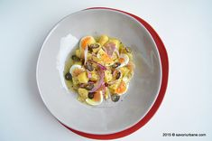 Salata orientala reteta mamei mele Savori Urbane (2)
