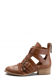 Jeffrey Campbell Level-Up Bootie