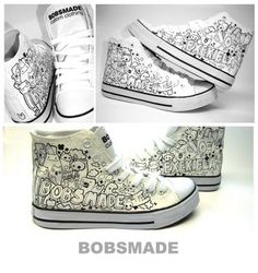 custom shoes design