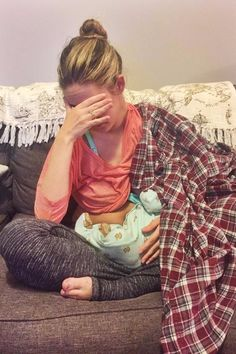 This Mom Explained Exactly Why Breastfeeding Is So Hard — and It Has Nothing to Do With Pain