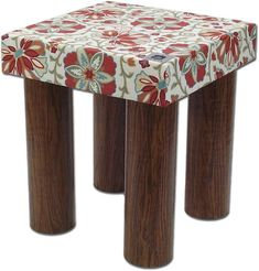 Pufe Puff Eco - com bobina de papelão (pode ser bambu)