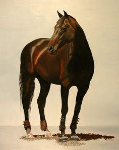 "Jan Lukens, 'Stillness', Oil on canvas, 60x48"", 2013. Private collection, Jacksonville, Florida, USA"
