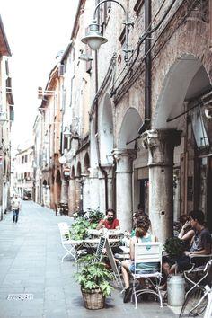 Ferrara, Italy - Daniel Farò