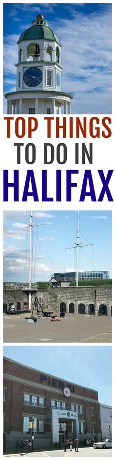 Our Favourite Things to do in Halifax, Nova Scotia. From museums to historic sites Halifax has something for everyone. A fun, energetic city filled with vibrant culture and beautiful waterfront. Travel With Kids, Us Travel, Family Travel, Travel Tips, Stuff To Do, Things To Do, East Coast Travel, Ultimate Travel, Future Travel