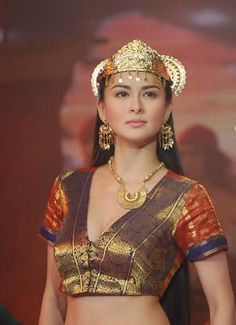 Marian Rivera. Celebrity crush in the Philippines.