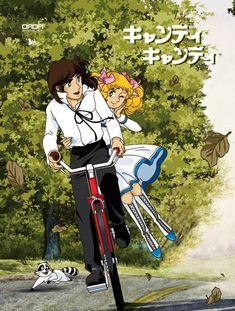 Candy y Teri en bici! Que pilas!