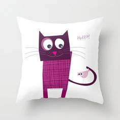 Image via We Heart It https://weheartit.com/entry/149199335 #bed #bird #home #throwpillow #giftideas #homedeocr #bonjourmonpetitchat