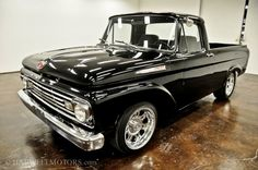 1962 Ford F100 Unibody Pickup Big Block