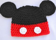 Baby Boys/Girls Crochet Hat  Baby Hat Baby Beanie by GrahamsBazaar