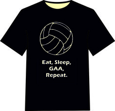 For the GAA lover. Custom Tees, Mens Tops, T Shirt, Custom Made T Shirts, Tee