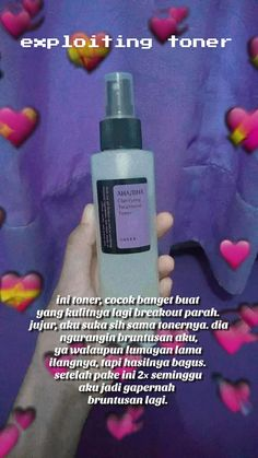 Skin Care Routine Steps, Hair Care Routine, Skin Care Tips, Lip Care, Body Care, Exfoliating Toner, Cosrx, Face Skin Care, Shops