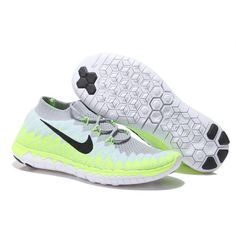 super popular dc723 e4edf Buy Jogging Shoes Canada Nike Free Flyknit Mens Running Shoes Light  Grey-fluorescent Yellow from Reliable Jogging Shoes Canada Nike Free Flyknit  Mens ...