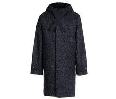 Tillmann Lauterbach  Wool coat