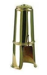 Yamaha YAC-1657 Baritone Sax Mouthpiece Cap   Brass