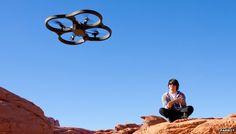 "Parrot AR drone - ""Could we all soon own a drone? - via BBC (#BraveNewWorld Board)"