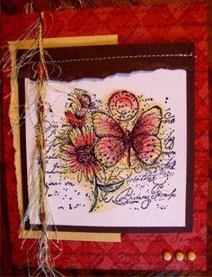 Image result for pinterest collage stampin up cards