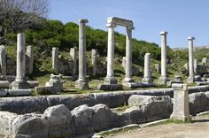 Perge Antik Kent, Antalya, Türkiye