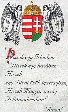 Amen Hungarian Tattoo, Hungarian Embroidery, Hungary History, Budapest Travel Guide, Heart Of Europe, Family Roots, Believe In God, Budapest Hungary, My Heritage