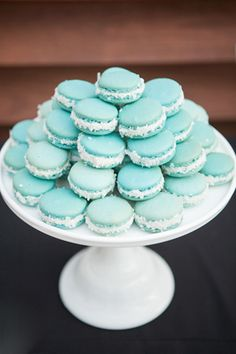 so maybe not coconut - but wouldn't macaroons be a cute wedding favor. Tied up in a bag with a pretty ribbon?? You could make the filling red!