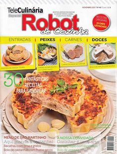 TeleCulinária Robot de Cozinha Nº 46 - Novembro 2011