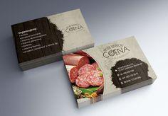 """Popatrz na mój projekt w @Behance: """"Business Card"""" https://www.behance.net/gallery/57207551/Business-Card"""