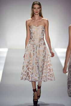 Jill Stuart Spring 2013 Ready-to-Wear Fashion Show - Julia Frauche