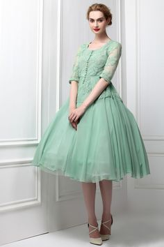 Aliexpress.com : Buy Women spring dress 2013 whosale  elegant vintage green embroidered french lace from Reliable dress women long suppliers on Jojo Jiang's store. $150.00