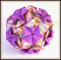 Craft blog by Jennifer Shafley. Documents my love of origami and other paper crafts. #origami #kusudama #modular #paper #folding #diy #crafts